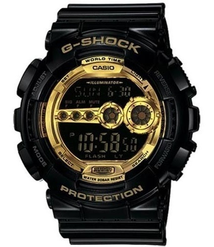 Relógio Casio Masculino G-shock G-mix Gba