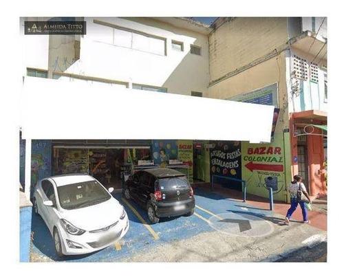 Ponto À Venda, 160 M² Por R$ 583.000,00 - Centro - Barueri/sp - Pt0019