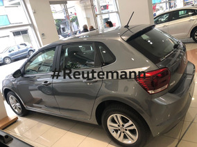 Volkswagen Polo Okm 2018 5 Puertas Plan Adjudicado Cuota 0%