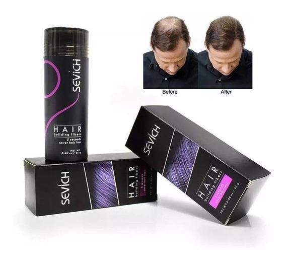 Fibra Capilar Sevich Hair Maquiagem P/ Cabelo Pronta Entrega