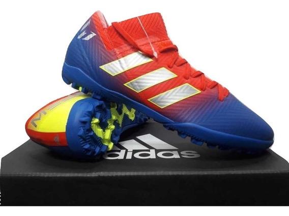 Chuteira adidas Nemeziz Messi Tango 18.3 - Society D97267