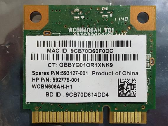 Placa Wi-fi Hp - P/n: 592775-001