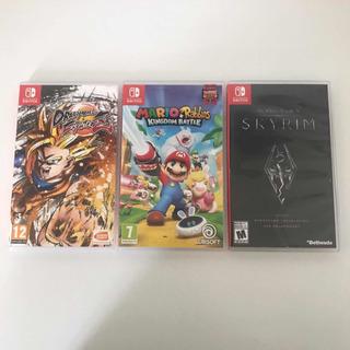 Lote Jogos Semi Novos Nintendo Switch