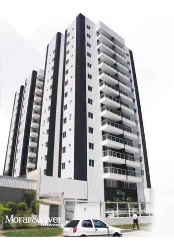 Imagem 1 de 15 de Apartamento Para Venda Em Curitiba, Cristo Rei, 2 Dormitórios, 1 Suíte, 2 Banheiros, 1 Vaga - Ctb0040_1-1779856