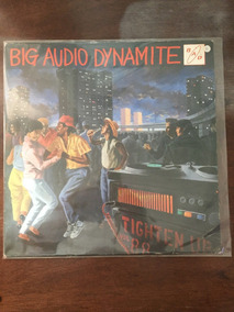 Big Audio Dynamite Vinyl Tighten Up Vol 88 Lp