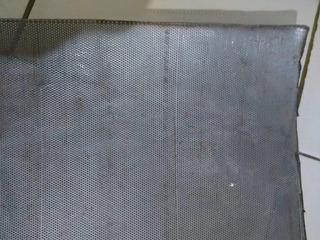 Lamina Perforada Para Tamiz De Molinos 0.4 Mm. Acero Inox.