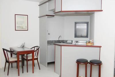 Localizado No Coração Da Consolação, Um Renomado Flat Para Morar Ou Investir. - Sf24987