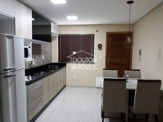 Condominio Fechado Para Venda No Bairro Vila Esperança, 1 Dorm, 1 Banheiro, 1 Vaga 35ms. - 1524d