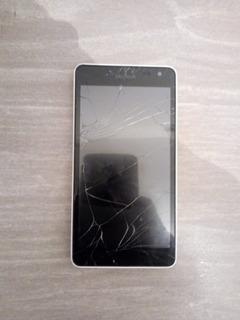 Microsoft Lumia 535 Celular Tela Quebrada