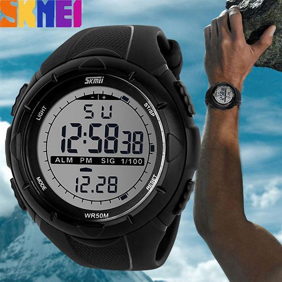 Relógio Skmei New Digital Esportivo Militar Masculino Quartz