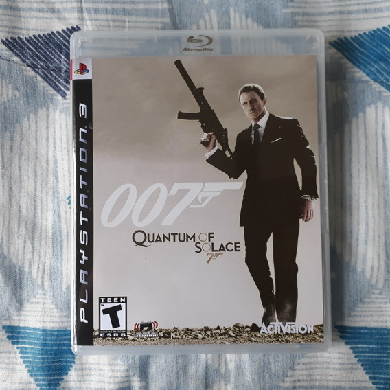 Playstation 3 - 007 Quantum Of Solace