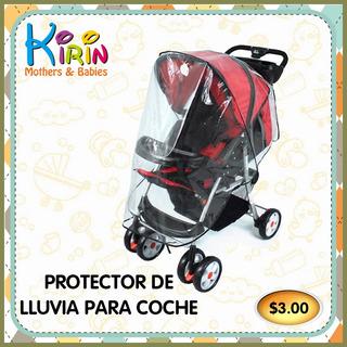 Kirin Protector De Lluvia Para Coche Transparente De Mica