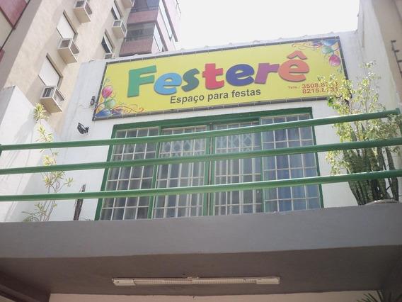 Casa Comercial Para Locação, Menino Deus, Porto Alegre. - Ca0880