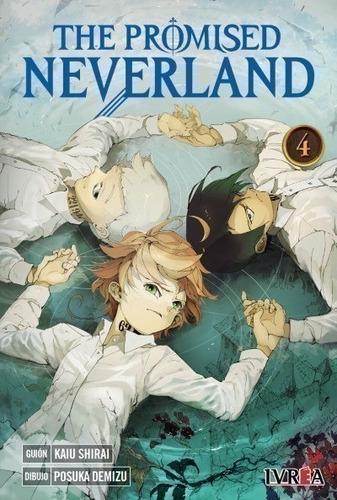 Imagen 1 de 4 de Manga - The Promised Neverland - Elige Tu Tomo