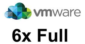 Vmware 6x Full + Cpu´s Ilimitada