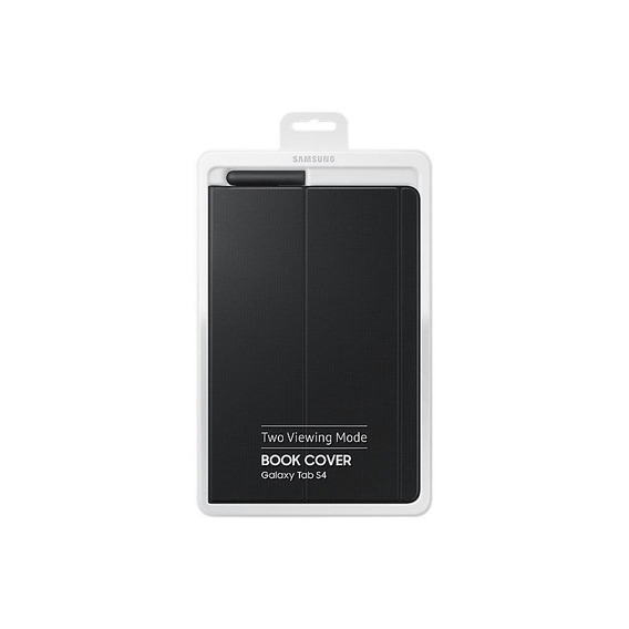 Capa Protetora Original Book Cover Galaxy Tab S4 10.5 Preta