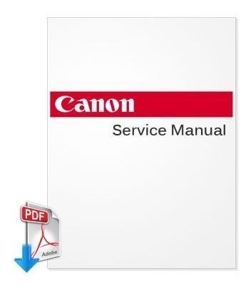 Manual De Tecnico Canon Ir1020/1021/1024/1025