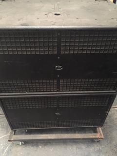 Subwoofer Das Doble De15 Amplificado Lx215a Audio Rental