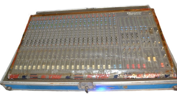 Mesa De Som 24 Canais Ciclotron Cmc 24.4s + Case (usados)