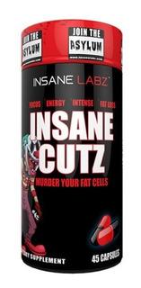 Insane Labz Insane Cutz 45 Capsulas
