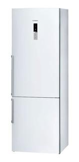 Heladera Combi Bosch Kgn49aw22 440l No Frost 440l Blanca