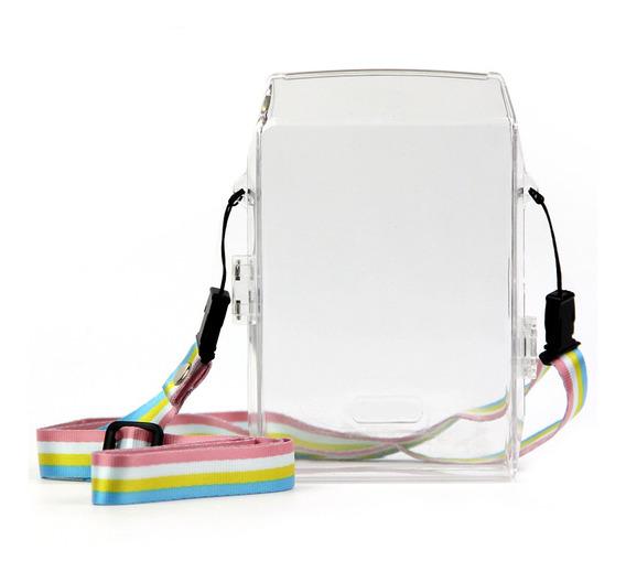 Cobertura Caso Claro Para Fujifilm Instax Ação Sp2 Smartph