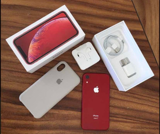 iPhone Xr 128 Gb Red Special Edition