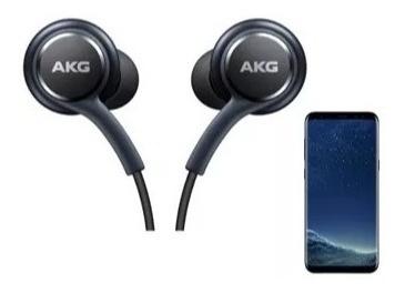 Fone De Ouvido Akg Stereo S8,s9,s10,note 8 Original E Outros