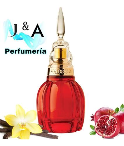 Imagen 1 de 3 de Jafra Varsha Agua De Perfume Para Mujer