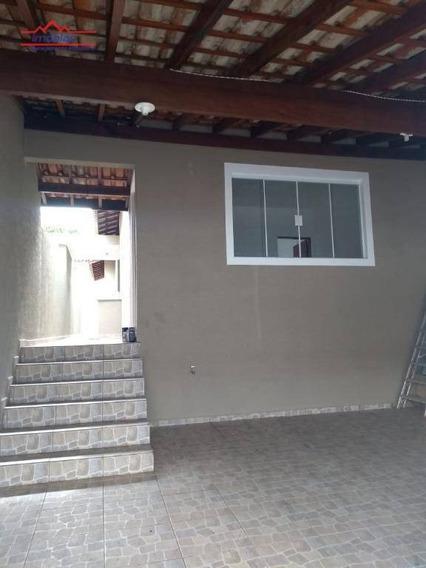 Casa Com 2 Dormitórios À Venda, 112 M² Por R$ 350.000 - Jardim Das Cerejeiras - Atibaia/sp - Ca3895