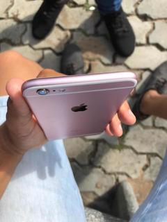 iPhone 6s Plus - Rosê Gold - 16 Gb - Usado
