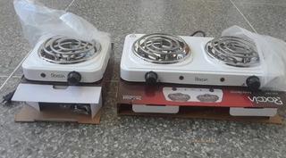 Cocinas Electricas Roccia 2x1 Nuevas