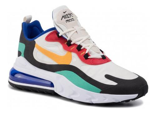 Tremendo Perplejo Ellos  Zapatos Nike Air Max 270 React Ao4971-002 Solo Talla 43 | Mercado Libre