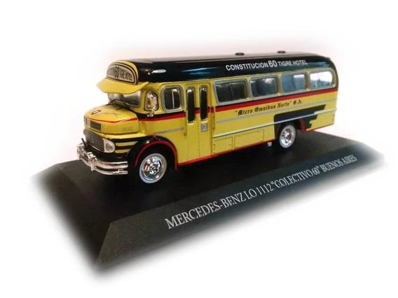 Mercedes Benz Lo 112 Autobuses Del Mundo Colectivo 60 1/72