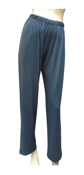 Pantalon Talle Grande De Modal Elastizado Envios Al Pais