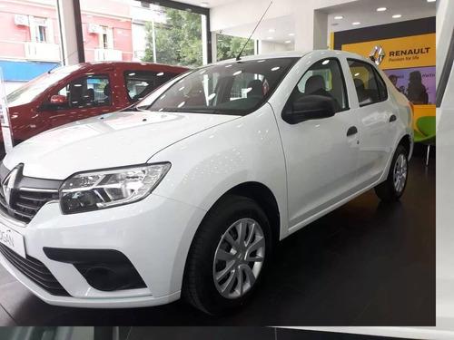 Imagen 1 de 6 de Renault Logan Life 0km Oferta $145.000 Entrega Segura (lf)