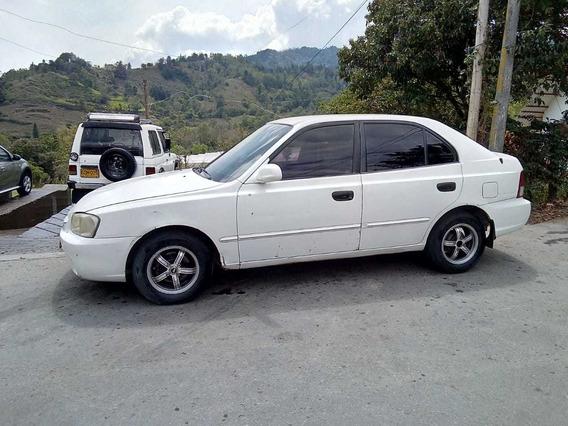 Hyundai Accent Gls Modelo 2000