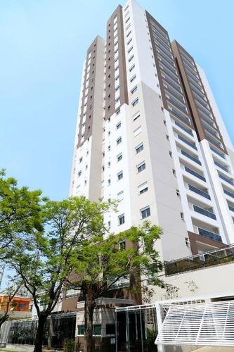 Apartamento Alto Padrão No Edificio Essenza, 3 Suítes, Centro, Suzano - Ap0260