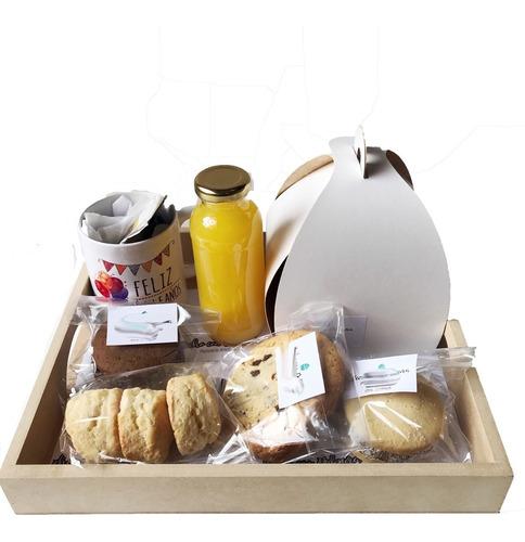 Desayuno O Merienda A Domicilio De Cumpleaños