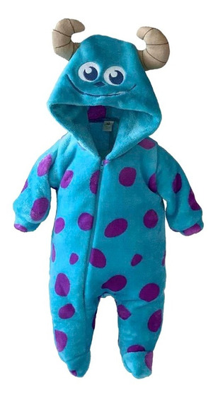 Kit 3 Mamelucos Disney Sulley, Stitch, Buzz A Precio De 2