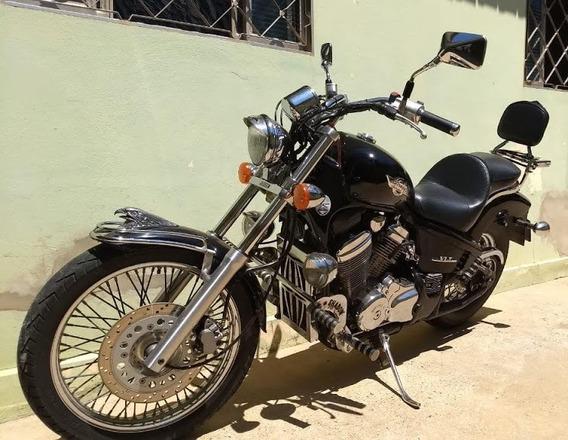 Moto Honda Shadow 600cc