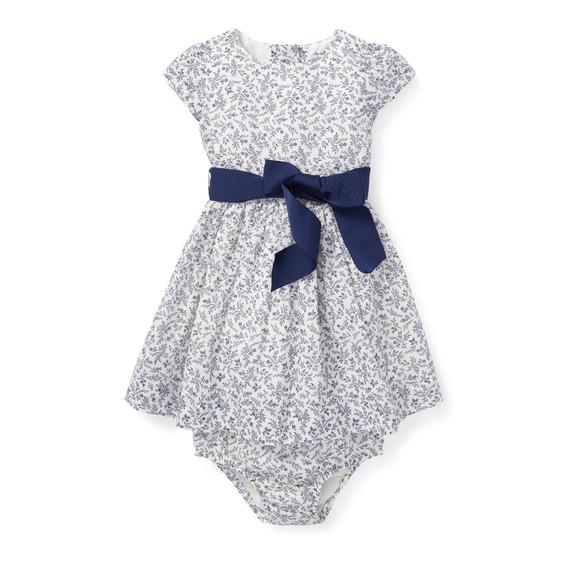 Vestido Polo Bebe 12 Meses