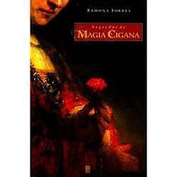 Livro Segredos De Magia Cigana, 179 Paginas - Editora Pallas