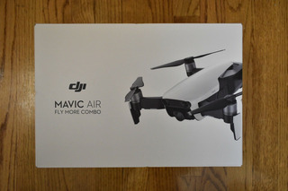 Original Dji Mavic Air Fly More Combo Drone