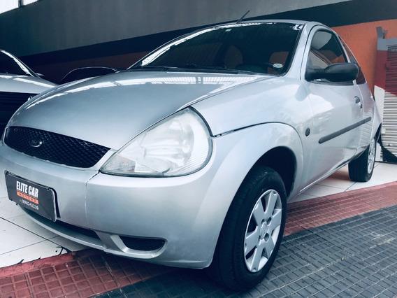Ford Ka 1.0 Gl, Com Vidros Elétricos