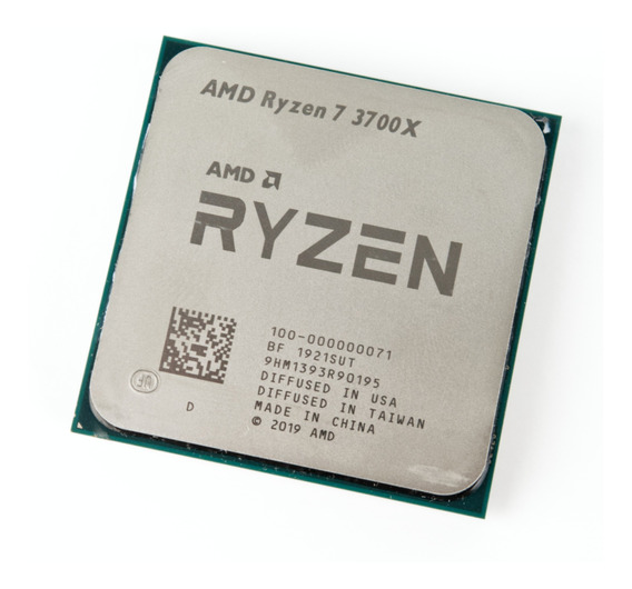 Amd Ryzen 7 3700x (8c/16t) 3.6ghz/4mb+32mb/65w/am4 Box