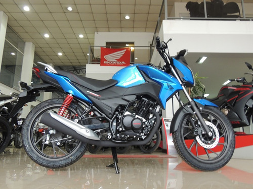 Honda Cb 125f 2021 0km Financiá Ahora 12 Cuotas Motonet