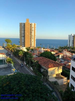 Apto. Cobertura Residencial Em Salvador - Ba, Ondina - Ap00670bru