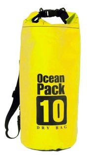 Bolsa Seca Contra Agua 10 Litros Impermeable Dry Bag !!
