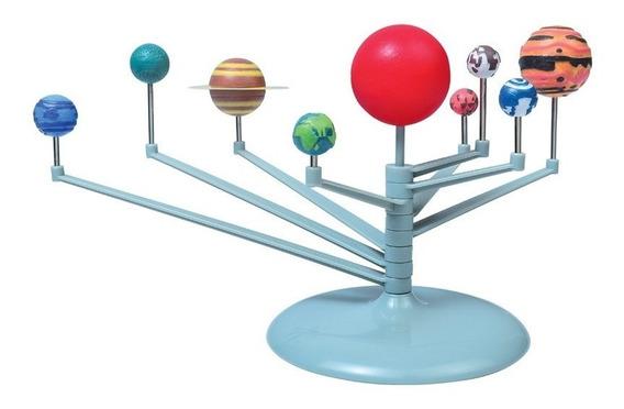 Sistema Solar Planetas Iniciação Cientifica Educativo
